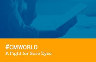 #CMWorld – A Fight for Sore Eyes Live Blog