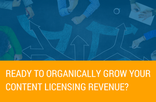Ready to Organically Grow Your Content Licensing Revenue?