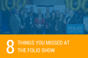 8 Things You Missed at The Folio Show