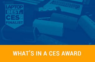 What's In a CES Award?