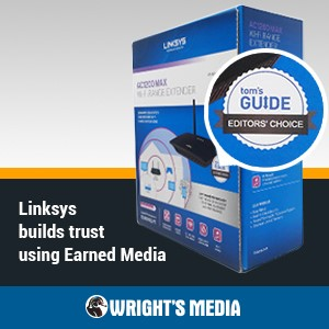 Linksys Earned Media